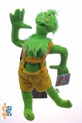 """The Grinch 13""""  The Grinch Stole Christmas Soft Nanco 2000 Plush Figure """"NEW"""""""