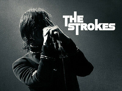 The Strokes 8X11 Photo Poster Live Concert Album Art Picture Decor Print 008