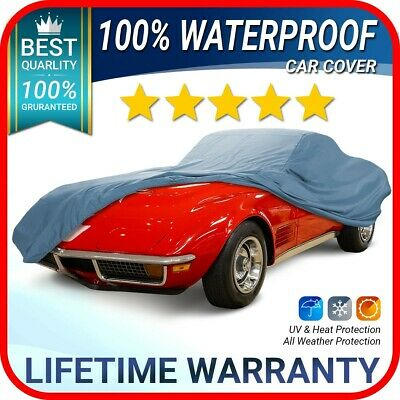 Chevy Corvette Coupe *1979 1980 1981 1982 1983* CAR COVER - Custom-Fit!