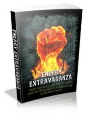 Energy Extravaganza Free Shipping ebook Full Resell Right PDF