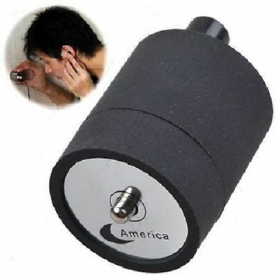 Mini Spy Eavesdropping Wall Door Microphone Voice Bug Ear Listen Through Device