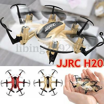 JJRC H20 Mini Helicopter 2.4G 4CH 6Axis Headless Mode RTF Helicóptero Quadcopter