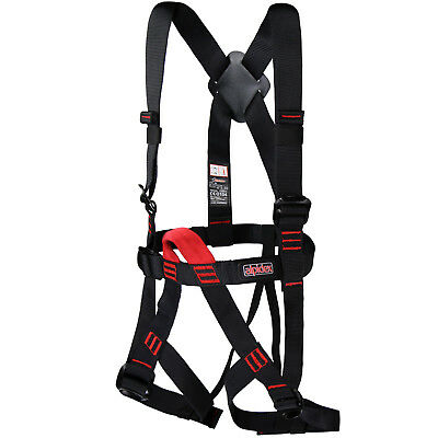 Full body climbing harness children SNAKY COMP for Kids by Alpidex