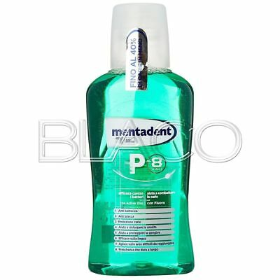 Mentadent Collutorio Per Denti P8 - 300 Ml