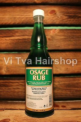 Osage Rub - Hair & Face Tonic
