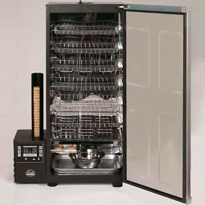 Bradley Digital 6 Rack Meat Or Fish Smoker