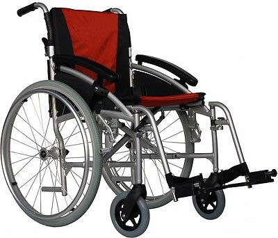 2Go Ability G-Lide Wheelchair Disability Light Weight Portable