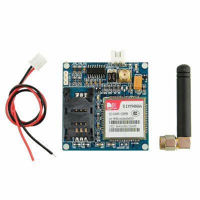 SIM900A MINI V4.0 Wireless Transmission Extension Module GSM GPRS with Antenna