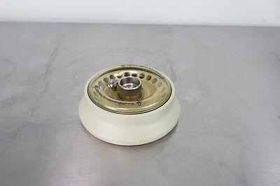 Thermo Sorvall Legend MIcro Fixed Angle Rotor with Lid