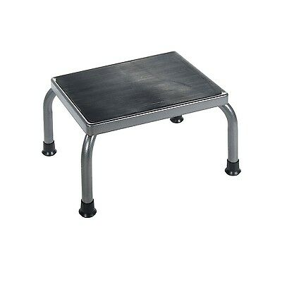 Footstool with Non Skid Rubber Platform 13030-1SV By Drive Medical New