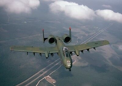 A10 THUNDERBOLT WARTHOG 3 A3 POSTER PICTURE PRINT A890