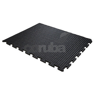 KwikMat Stable Mat Flooring - 4ft x 3ft (1.2m x 0.91m) x 24mm Thick - Linkable