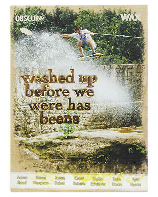 New Garage Entertainment Washed Up Before We Were Has Beens Dvd Multi N/A