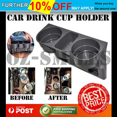 1 x Car Seat Drink Cup Holder Valet Travel Coffee Bottle Stand Food