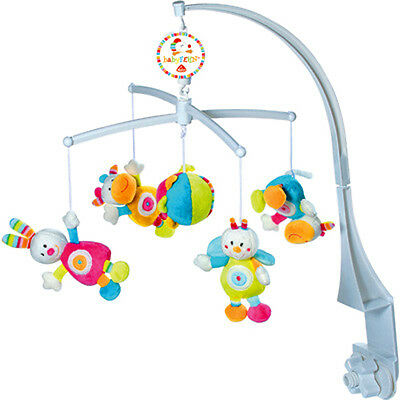 Fehn 151596 - Musik-Mobile Tiere mit Ball