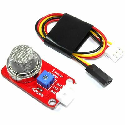 MQ-2 Smoke Sensor Genuine Keyes Module Switch Arduino Raspberry Flux Workshop