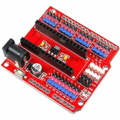 Arduino NANO Breakout Shield Sensor V3 DUEMILANOVE UNO Funduino Flux Workshop