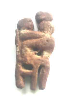 Sex figurine late 1800-early 1900s extremely rare