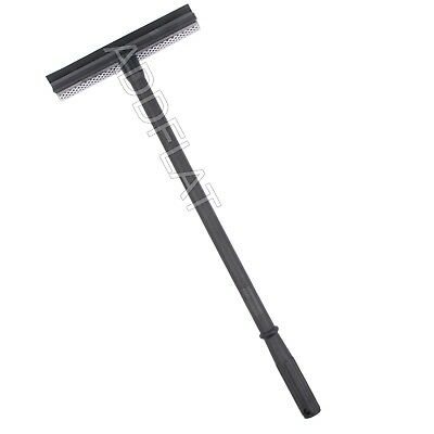 """Car Window Squeegee 20"""" Long Handle Washer Scrubber Cleaner Wiper Brush AD-36023"""