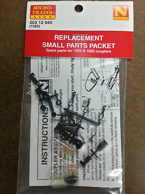 Micro-Trains 312040 – Small Parts Packet for Couplers – N Scale