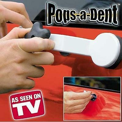 DIY Car Dent Ding Damage Repair Kit Removal Tool Pops a Dent Automobile Auto