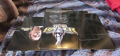 Angelina Jolie Tomb Raider Promo Shop Counter Stand Display Cradle Of Life Rare