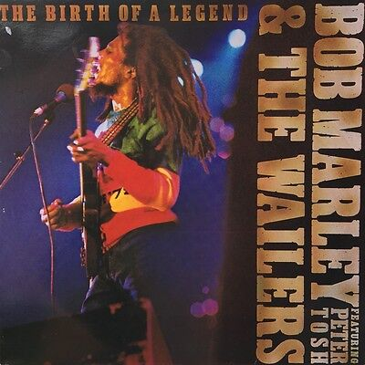 BOB MARLEY & THE WAILERS Featuring PETER TOSH The Birth Of A Legend CBS LP 31815