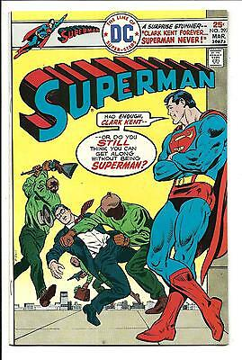SUPERMAN # 297 (DC Comics, MAR 1976), VF/NM