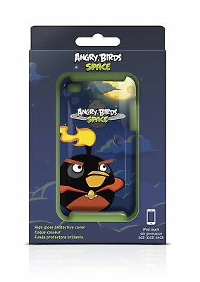 Gear4 Angry Birds Hard Shell Clip Case Cover For Ipod Touch 4G - Space Fire Bomb
