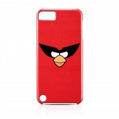 Gear4 Angry Birds Hard Shell Clip-On Case Cover For Ipod Touch 5G - Red Bird