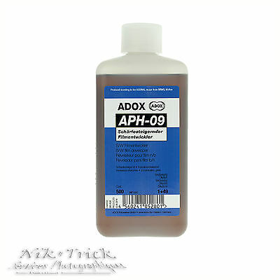 Adox APH.09 500ml ~ The original version of Rodinal!
