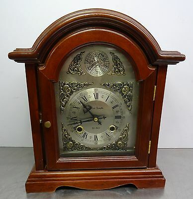 Mechanische Tischuhr Pendel Uhr  Daniel Dakota vintage mantle clock Tempus Fugit