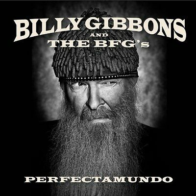 Billy Gibbons And The Bfg's Cd - Perfectamundo (2015) - New Unopened - Zz Top