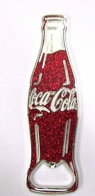 Coca-Cola 100 Years Two-sided Opener     NEW