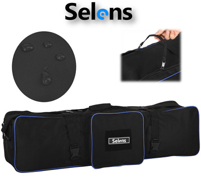 Lighting Set Light Stand Softbox Carry Case Bag Size 105cm Free Shipping
