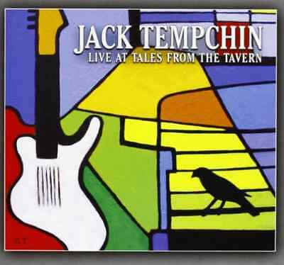 Jack Tempchin-Live At Tales from the Tavern  (US IMPORT)  CD NEW