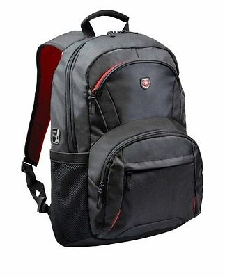 Port Designs Houston Backpack (Black) for 15.6 inch Laptop