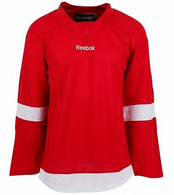 NEW Detroit Red Wings Edge JERSEY size - YOUTH