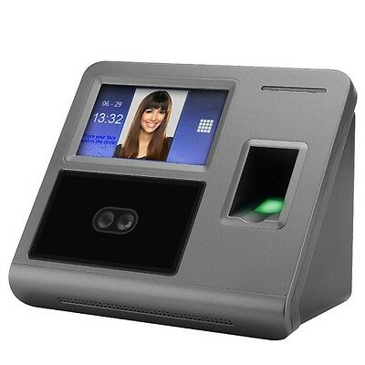 Fingerprint and Facial Recognition Attendance System for your Business.