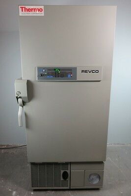 Thermo Revco ULT1740 Lab Freezer Tested with Warranty Video in Description