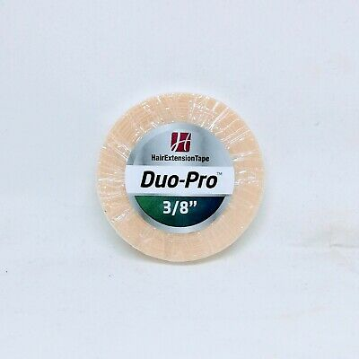 Duo Pro Hair Extension Double Sided Weft  Bonding Adhesive Tape 6 Yards