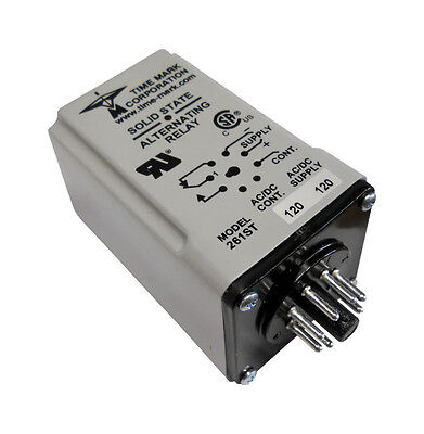 Time Mark Corp. 261St-120 Relay With Toggle 120V