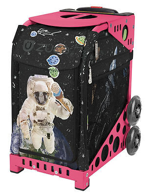 NEW ZUCA INSERT ONLY ( NO FRAME INCLUDED) Astronaut & Ice Cream Limited edition