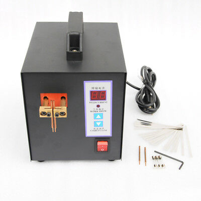 MT88 110V Hand-held Spot Welder Machine Welding for Power / Mobile Phone Battery