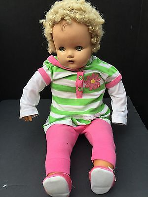 Vintage Baby Doll From The 1950s