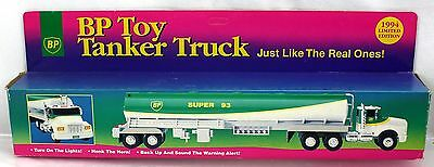 BP Toy Tanker Truck 1994 Limited Edition Advertising Model