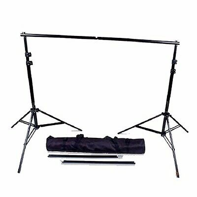 Photo Studio Heavy Duty Backdrop Support System 12ft Background Stand 9113