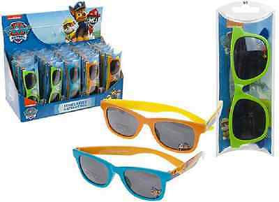 Paw Patrol Sun glasses - 100% UV Protection - 3 Colours to Choose - Brand New