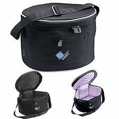 Brand New Charles Owen Riding Hat Bag in Black OR Purple/Black