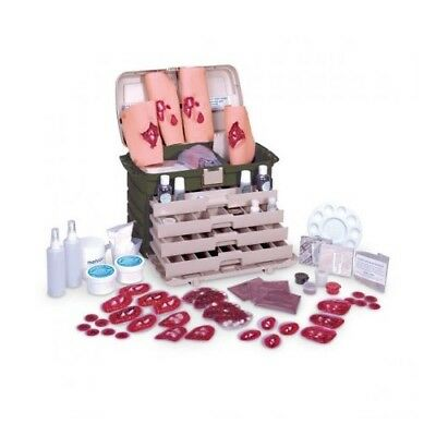 Advanced Military Casualty Simulation Kit NEW  more supplies in shop